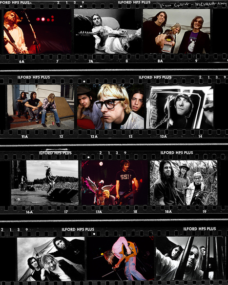 The Nirvana Diary: Photographer Steve Gullick on Photographing the Legendary Band   What's new in Visual Communication?   Scoop.it