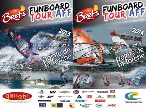 Funboard Promotion - La Torche - Windsurfjournal.com | windsurf | Scoop.it