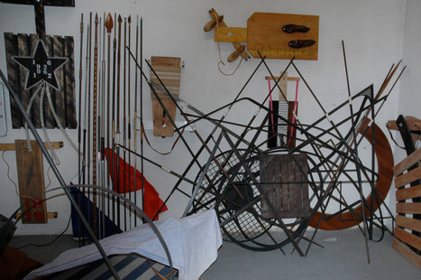Atelier Gilbert Pedinielli | Circulations - #Tissages | Scoop.it