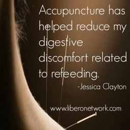 Acupuncture in Eating Disorder Recovery - Libero Network   Eating Disorders in the News   Scoop.it