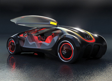 Mercede Benz concept future car | Future Motorcycling to Infinity and Beyond! | Scoop.it