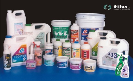 Línea de Productos ECOLOGICOS para la limpieza Industrial y Doméstica | ANTECEDENTES | Scoop.it