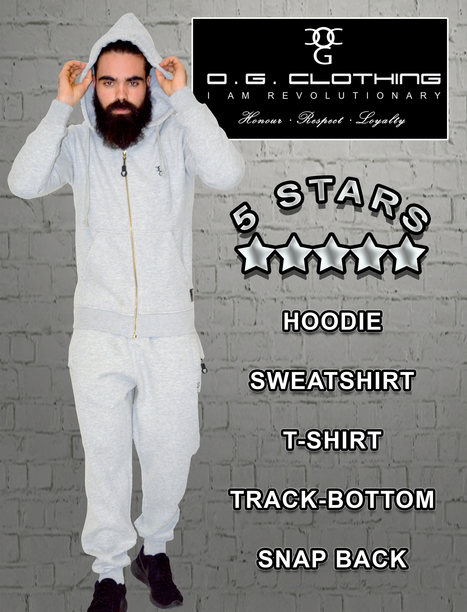 Check out our New 5 Star Premium Range***** | urban clothing | Scoop.it