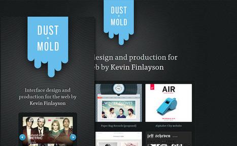 Responsive Webdesign Showcase - Mobile Design Showcase ... | responsive design | Scoop.it