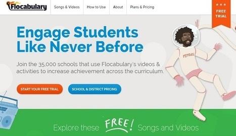 Flocabulary, una biblioteca en línea de Videos Musicales educativos para usar en clase | Bibliotequesescolars | Scoop.it