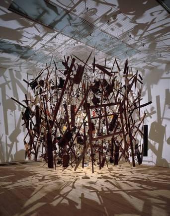 Cornelia Parker | Tate | The Aesthetic Ground | Scoop.it