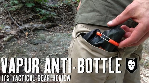 Vapur Eclipse Anti-Bottles: A Durable and Collapsible Water Bottle for Your Pocket