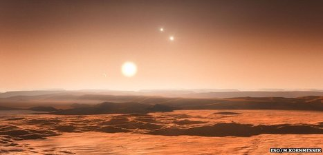 Alien star is crowded by super-Earths within habitable zone | Amazing Science | Scoop.it