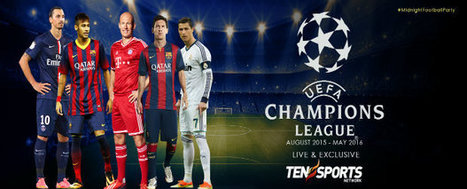 UEFA Champions League Live Stream | Live Sports Streaming | Scoop.it