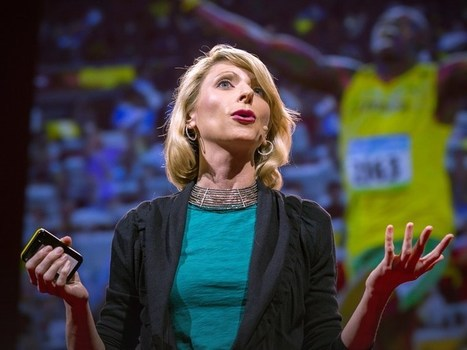 Amy Cuddy: Your body language shapes who you are | TED Talk | TED.com | social media | Scoop.it