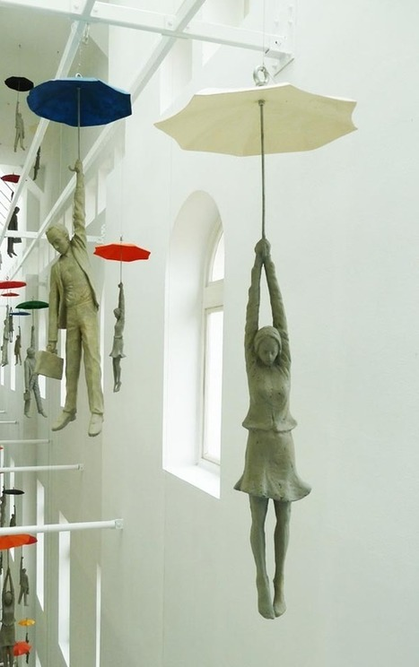 Slight Uncertainty by Michal Trpák | Art Installations, Sculpture, Contemporary Art | Scoop.it