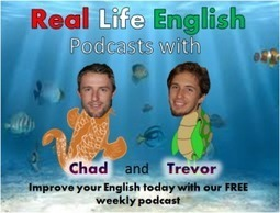 Real Life English ESL Podcasts | writing practice | Scoop.it