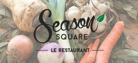 Season Square: une cuisine 100% végétale et de saison en plein Paris | Des 4 coins du monde | Scoop.it