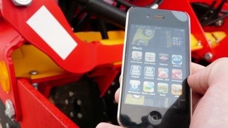 Mobilité et applications - 22 % des agriculteurs sont équipés d'un smartphone | Chimie verte et agroécologie | Scoop.it