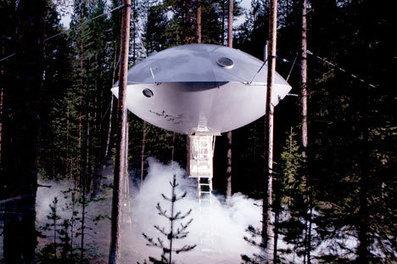Le camping, version luxe   le cottage landais: en osmose avec la nature   Scoop.it