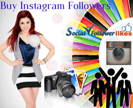 Buy Instagram Followers To Escalate Your Brand Personality | Social Media Marketing | Scoop.it