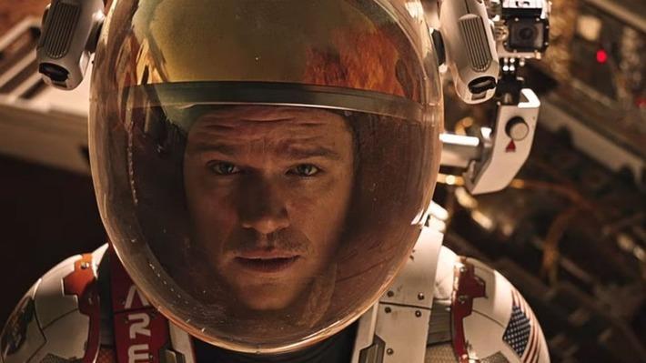 'The Martian' review: Matt Damon, and the movie, are stellar - Mashable | Machinimania | Scoop.it