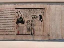 Egyptology News(2012) - Rare Egyptian scrolls found in Australian collection | AUDITORIA, mouseion Broadband | Scoop.it