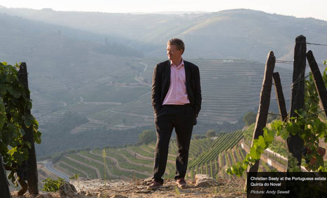 Christian Seely: two decades at the top | The Douro Index | Scoop.it