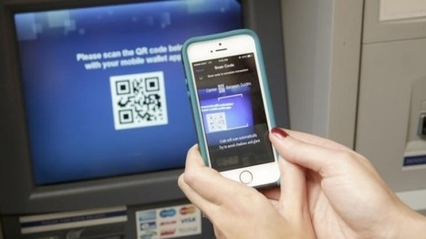 Cardless cash withdrawals with Touch ID verification coming to over 70,000 ATMs in the US | Digital Innovation in Retail | Scoop.it
