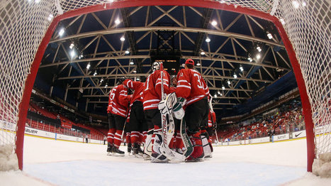 Olympic hockey odds: Canada, Russia favored, Team USA 4th - SB Nation | Hockey | Scoop.it