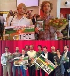 SEFLab wint tweede prijs Science and Innovation Award   Hogeschool van AmsterdamHogeschool van Amsterdam   SEFLab   Scoop.it