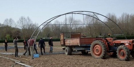 Agriculture bio : deux jeunes s'installent - Sud Ouest | Agriculture en Dordogne | Scoop.it