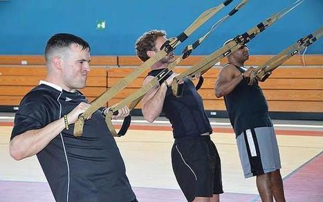 TRX Suspension Training, la moda en ejercicios | VeggieLife&Sport | Scoop.it