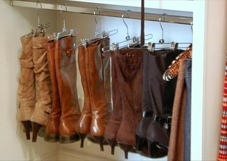Boots storage   Formidable ideas   Scoop.it