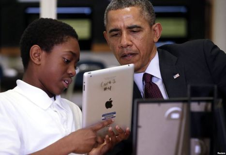 Obama impulsa educación y tecnología | Tecnología Educativa | Scoop.it