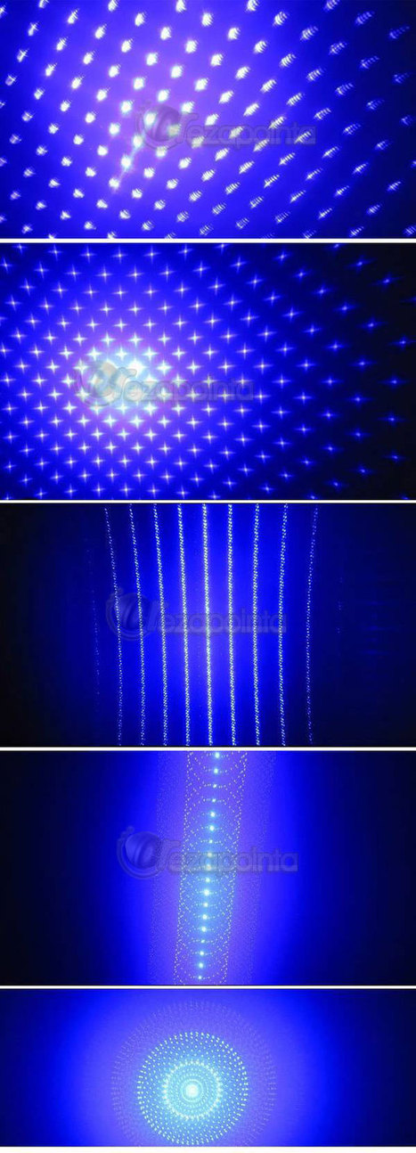 3in1 超高出力 レーザーポインター 赤.緑.青3色 5種類星キャップ付き | 高出力レーザーポインター | Scoop.it