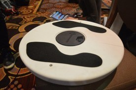 CES 2015: Hands-On with '3D Rudder' the Motion Controller for your Feet - Road to Virtual Reality | Metaverse NewsWatch | Scoop.it