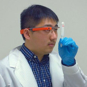 Google Glass App Turns Anyone Into Rapid Diagnostic Test Expert | Health IT and mHealth News | Scoop.it