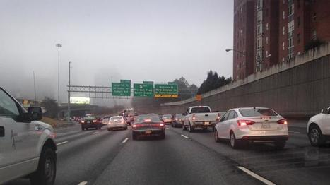 "How bad traffic really is in Atlanta and the costs - Atlanta Business Chronicle | Buffy Hamilton's Unquiet Commonplace ""Book"" 