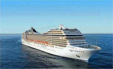 Fewer cruise liners in Málaga,but they are bigger | Cruises Tourism in Malaga | Scoop.it