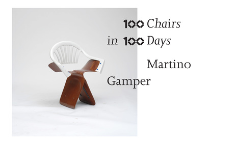 RMIT Design Hub | 100 Chairs in 100 Days: Martino Gamper | design exhibitions | Scoop.it