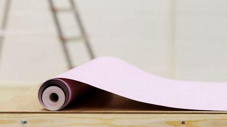 Poser du papier peint : les 10 pièges à éviter | Immobilier | Scoop.it