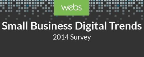 How Small Businesses Have Gone Digital [Infographic] - eZanga Articles   Online Marketing   Scoop.it