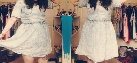PennyxxLane: The Denim Dress | Beauty | Scoop.it