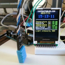 Mini Arduino environment monitor  ** UPDATE - Added RTC *** | Arduino&Raspberry Pi Projects | Scoop.it