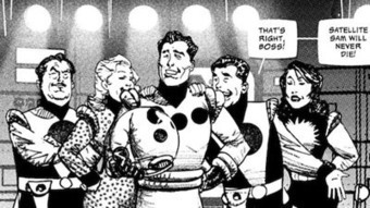 Matt Fraction on drama of 'Satellite Sam,' comedy of 'Sex Criminals' | Comic Portal | Scoop.it