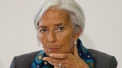 IMF head says world must come to grips with climate change costs | Sustainable Futures | Scoop.it