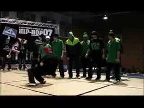 Linares acoge mañana la final del Campeonato Andaluz - Linares28 | reconmov hip hop | Scoop.it