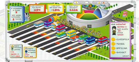 Case Study: E-learning Game for Employees / Serious Game | Gamification & Learning | Scoop.it