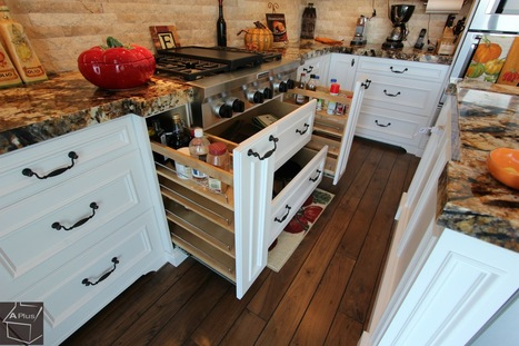 Traditional Design Build Kitchen Remodel in City of Coto De Caza: APlus Interior Design & Remodeling | kitchen remodeling orange county | Scoop.it