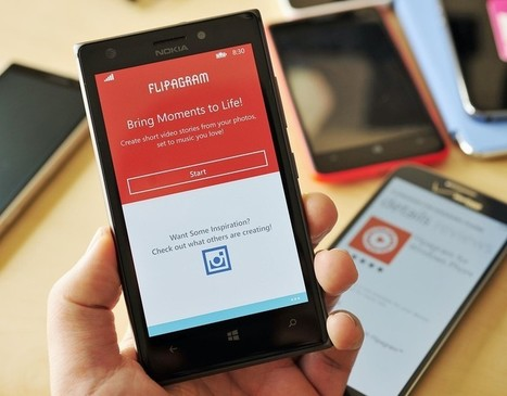 Create short stories from your photos with Flipagram, now on Windows Phone | Pocketpt.net | Scoop.it