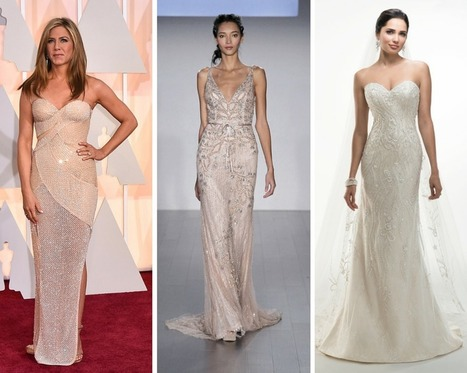 A Red-Carpet Entrance: Oscar-Inspired Looks for Your Wedding Day - Albums Remembered | Wedding albums | Scoop.it
