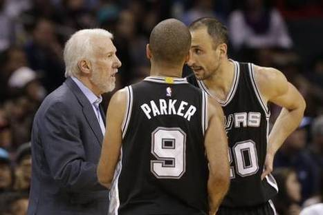 The San Antonio Spurs Are Coached to Think for Themselves | Learning and Teaching Musings | Scoop.it