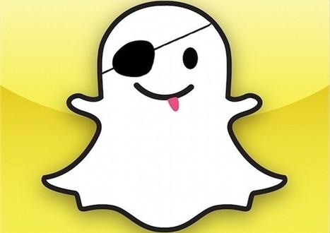 Les Inrocks - Snapchat hacké: les données de 4,6 millions d'utilisateurs dévoilées | Innovation & Creative Time! | Scoop.it