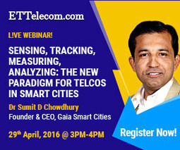 Making your organization Internet of Things (IoT) ready - Tele-Talk by Rajiv Menon | ET Telecom | Transmedia Think & Do Tank (since 2010) | Scoop.it